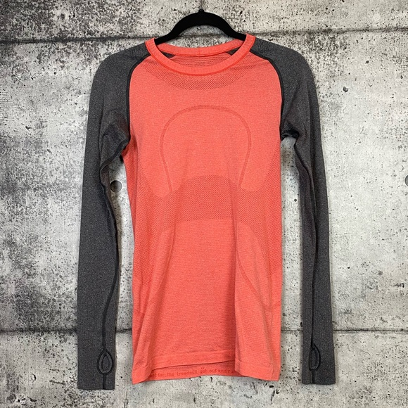 Lululemon // Swiftly Tech Long Sleeve Tee